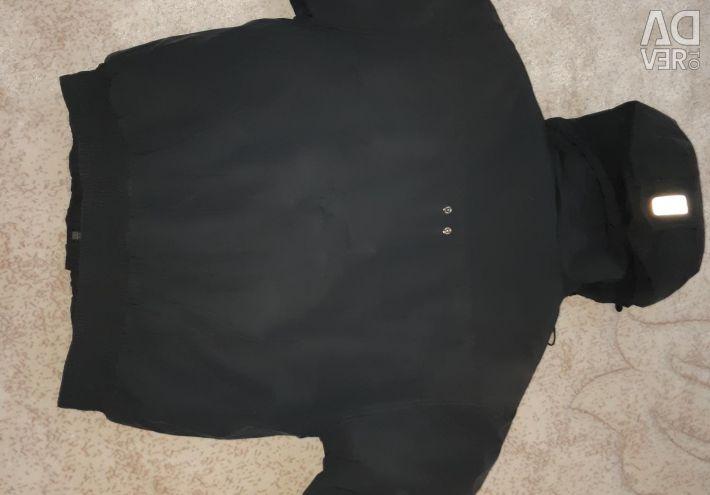 Ζεστό χειμωνιάτικο σακάκι για 12-13 χρόνια