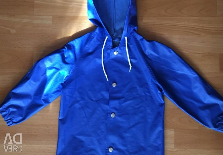 Children's raincoat.