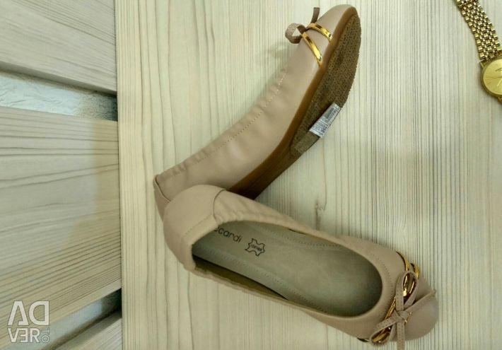 Papuci noi de balet