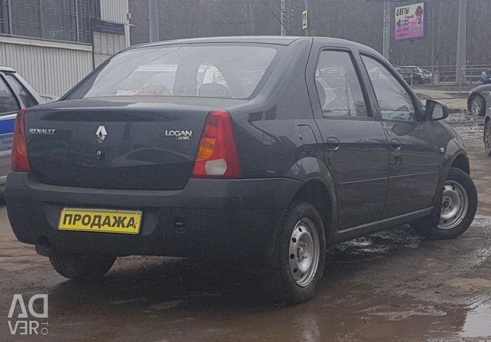 Renault Logan, 2009