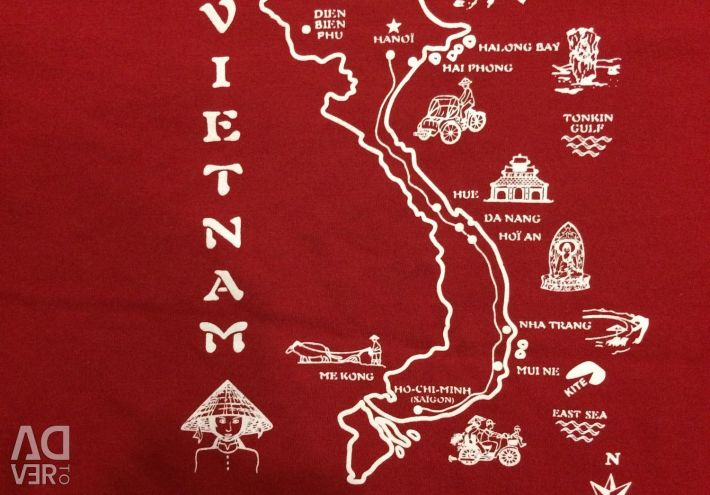 T-shirts from Vietnam
