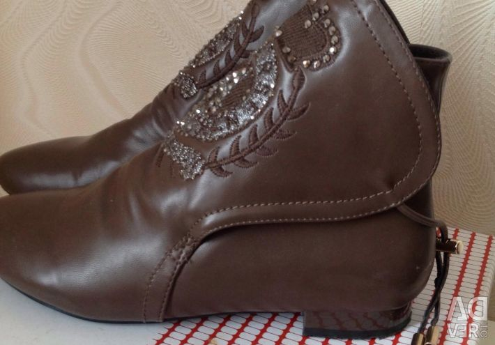 P38 boots