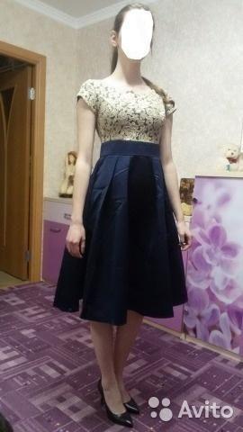 New elegant dress size 38-42-44