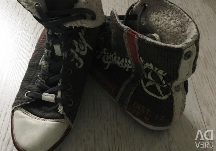 Spor ayakkabı tekrar 38.5