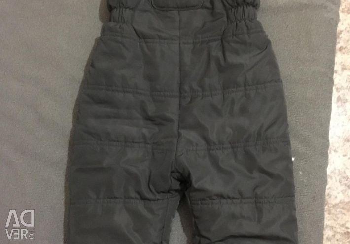 Winter Suit Jacket Pants