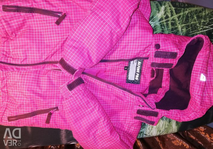 Jacket Alpine pro και παντελόνι 110.