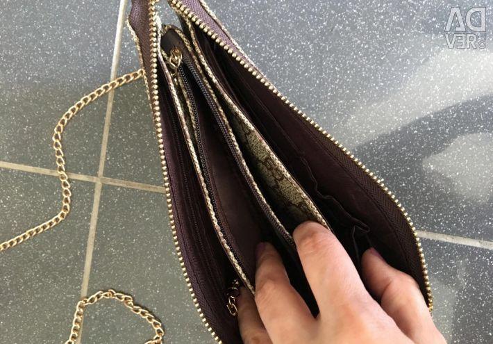 Debriyaj çanta yeni, deri yardımcısı