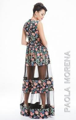 Φόρεμα Paola Morena νέα 42-44