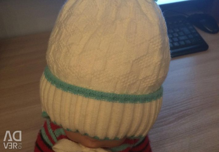 Winter hat 42-44