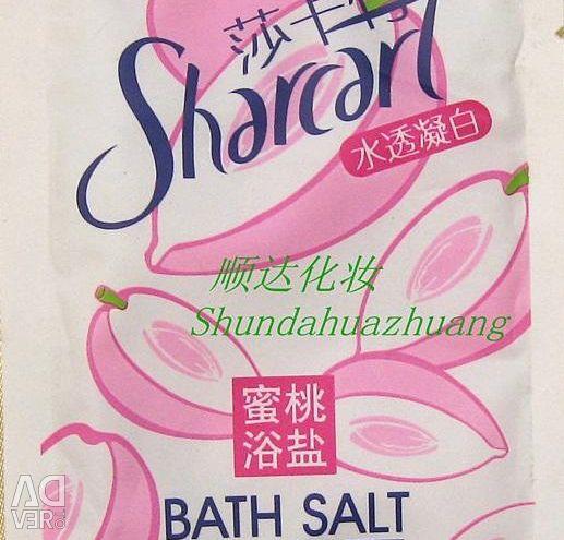 Сіль для тіла SHARCART, 50гр.