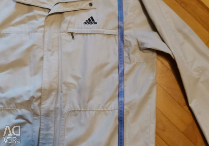 Erkek Adidas Windbreaker XL