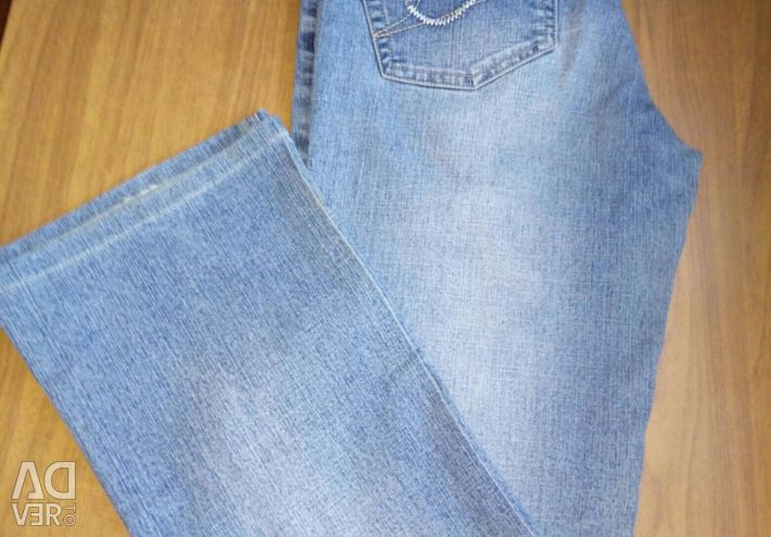 Jeans pack 2 pairs price for everything. Size 42-44.