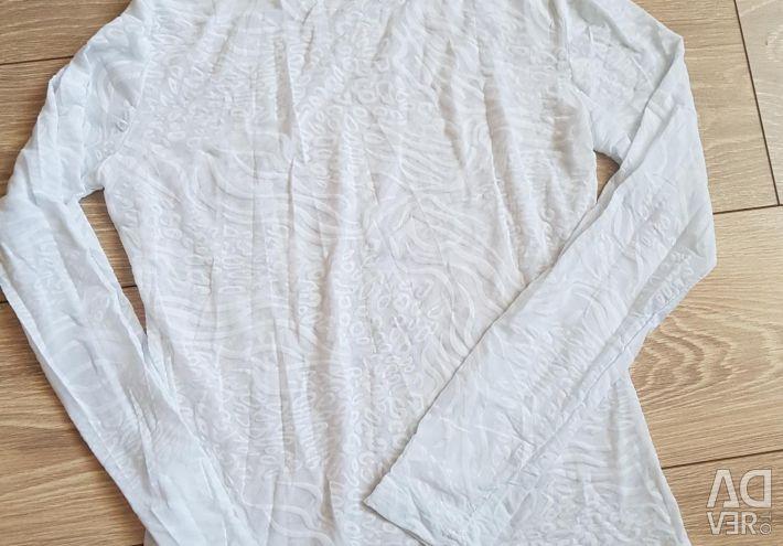 Turtleneck white, new!