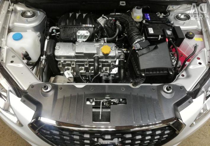Gas equipment Datsun OnDog generation installation GBO