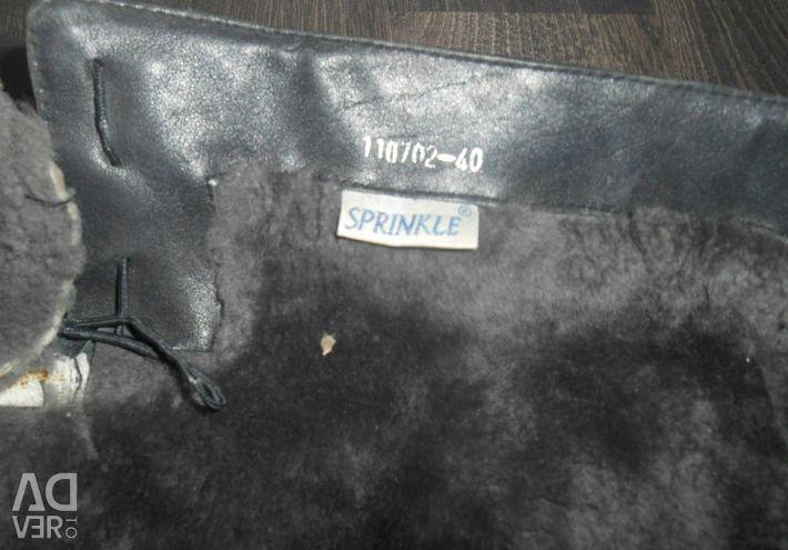 Boots All-natural p 40/39 utilizat