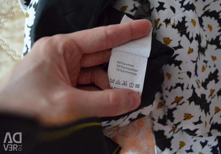42-44 καλοκαιρινό παλτό