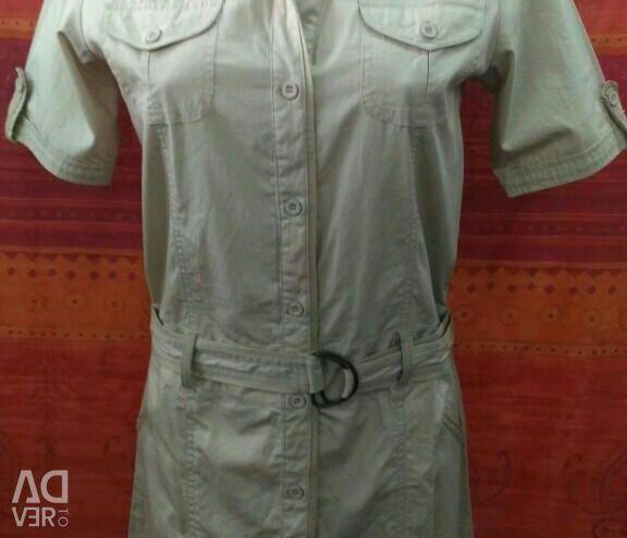 Νέο σαφάρι φόρεμα
