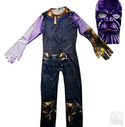 Carnival costume of Titan Thanos, Avengers
