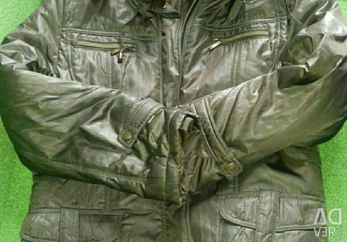 Down jacket. Size 52-54.