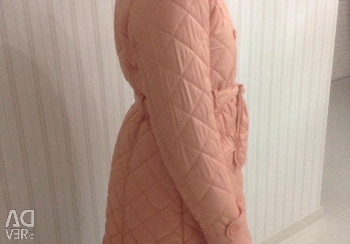 The coat is demi-season for 155-160 cm