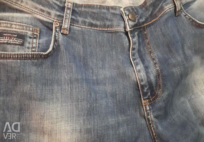 New men's jeans