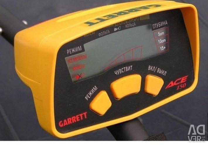 Detector de metale Garrett ACE 150 RUS