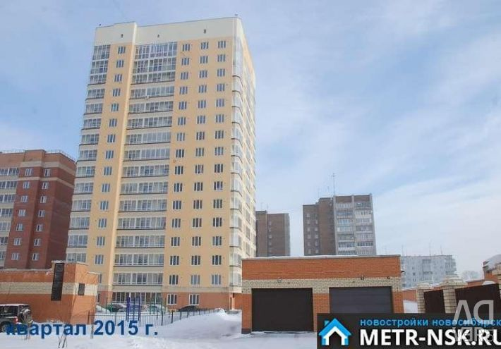 Apartment, 1 room, 40 m ²