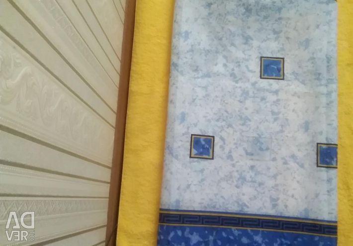 Тюль і штори.2 виду.
