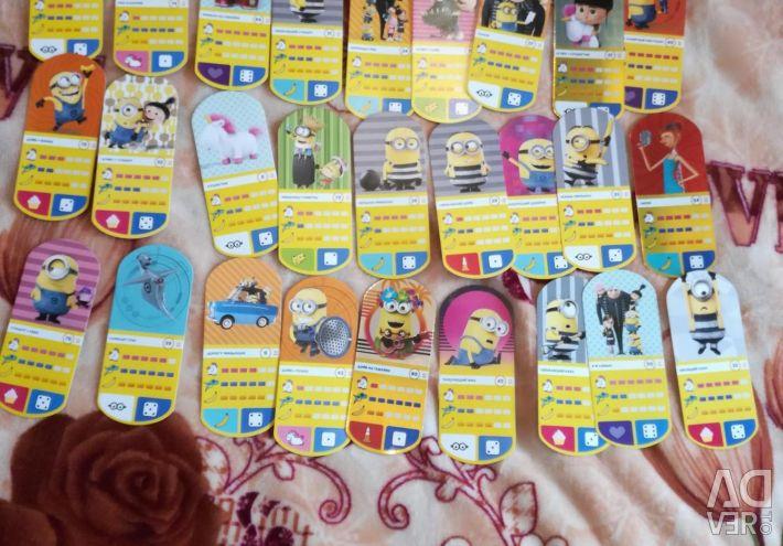 Картки бридкий я 3