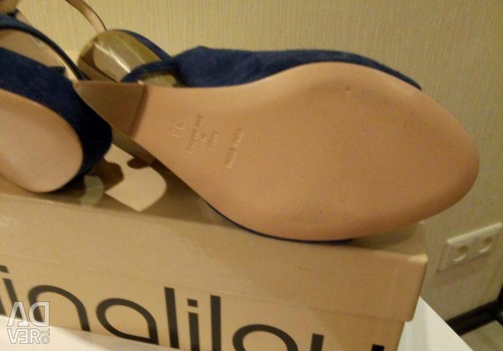 Sandale pentru femei Nina lilou nou