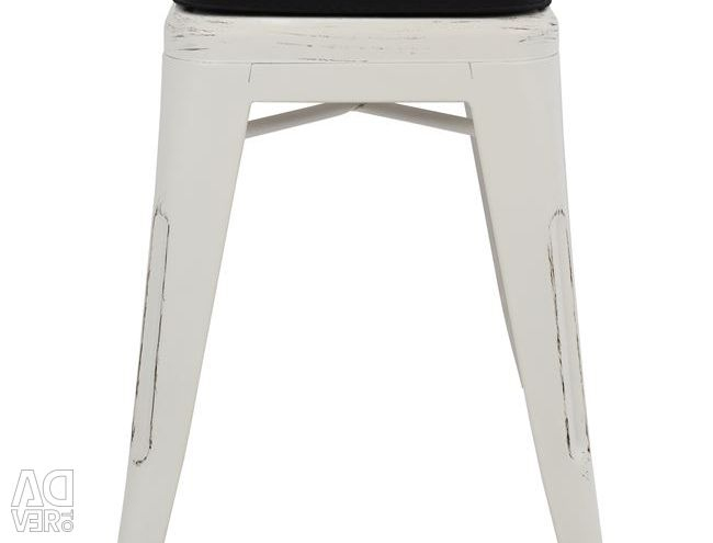 SHAMPO MELITA WHITE PATCH AND SEAT HM8064.05