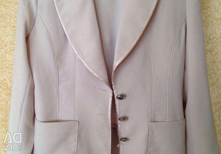 Suit female 44-46 rr