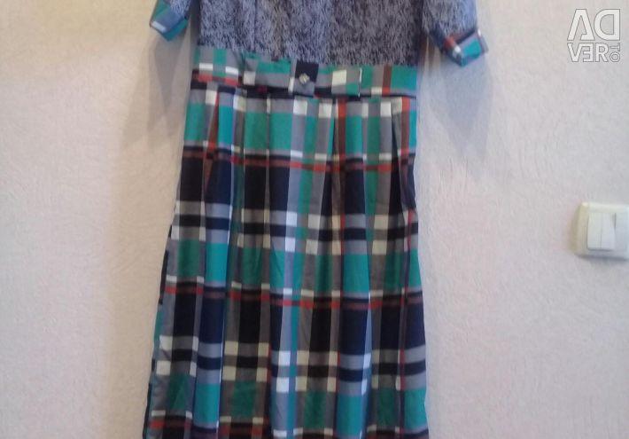Dress is long