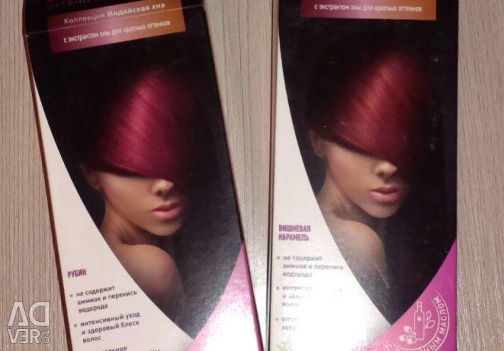 Renkli Saç Balsamları Irida Tonu (2 adet)
