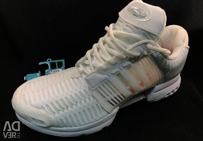 ClimaCool 1 White Sneakers