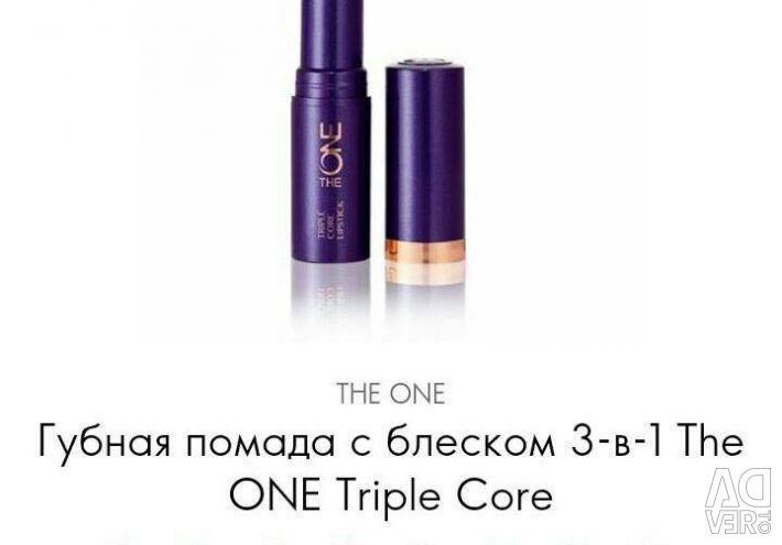 Lipstick 3 in 1 ripe berry