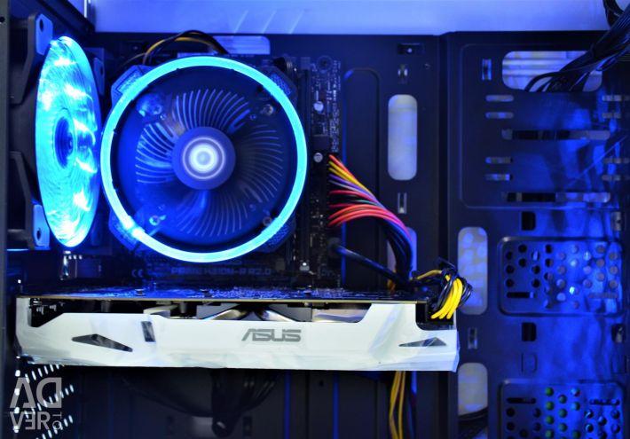 Gaming PC i3-9100F