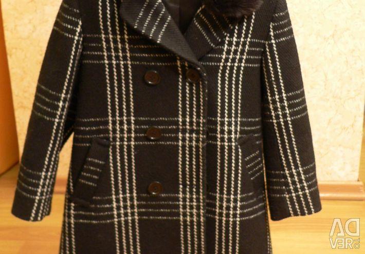 Coat for girls Gulliver