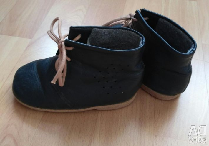Boots, size 22