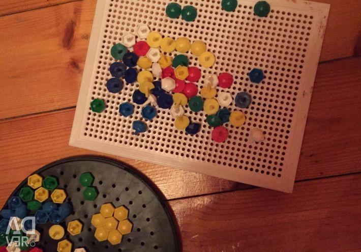 Çocuk mozaik