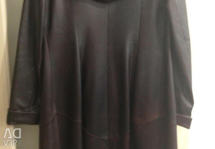 Leather coat p- 46-48