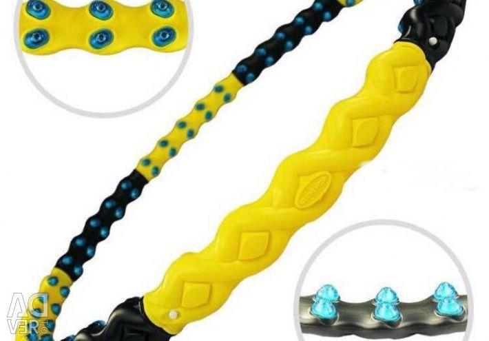 Magnetic hoop 110cm, 1,6kg. New