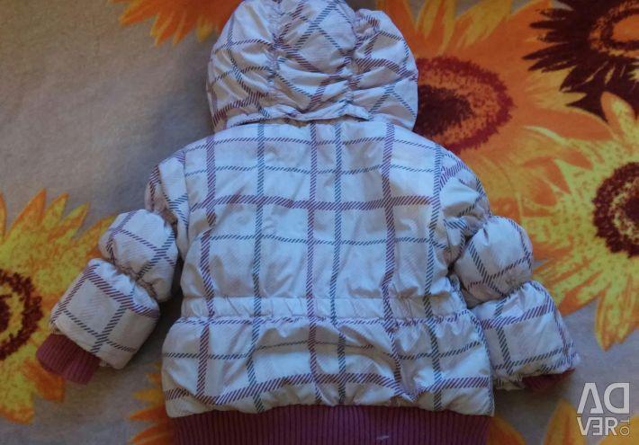 Çocuk kış ceket