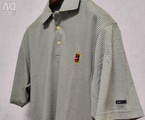 Nike Kısa Kollu Gömlek