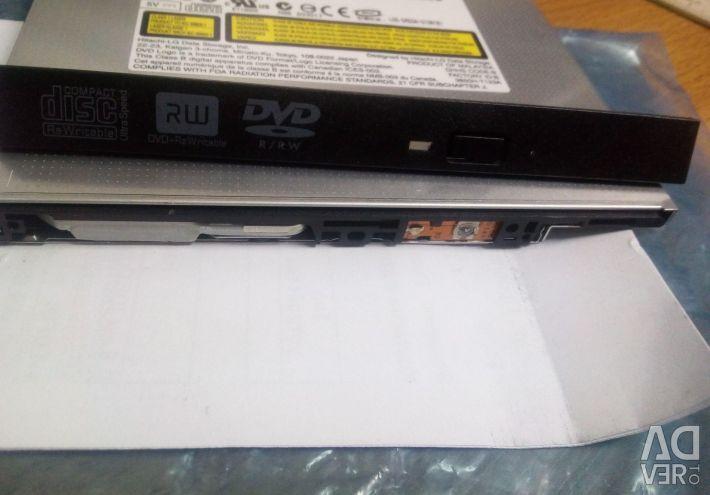 New DVD Drive, IDE CD
