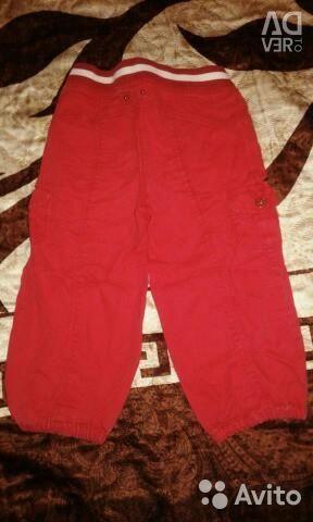 Pants, 80cm, 12-18 months.