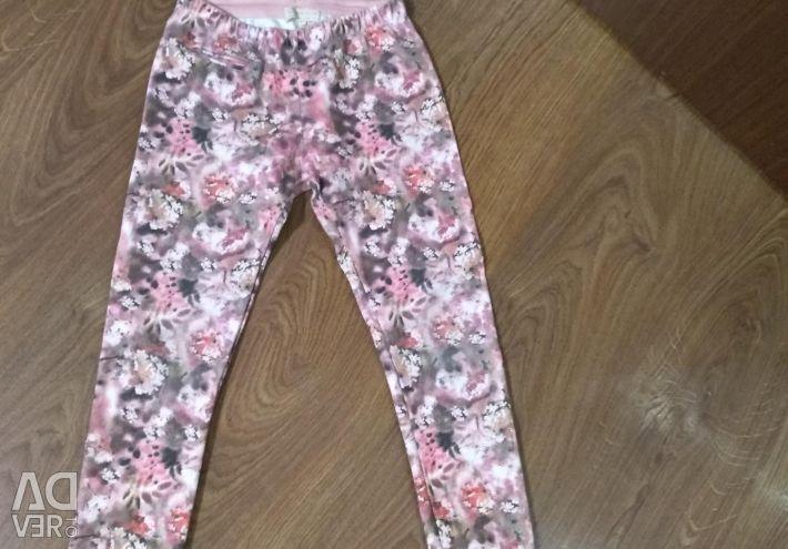 Leggings-trousers Zara p. 146-152