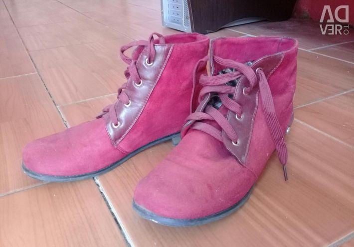 Demoticazon ayakkabı