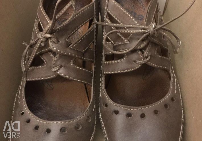 Shoes SKIN Germany size. 6H (39) company JANA
