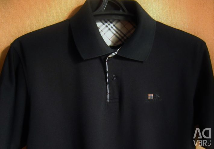 Поло рубашка Burberry Англия Италия оригинал
